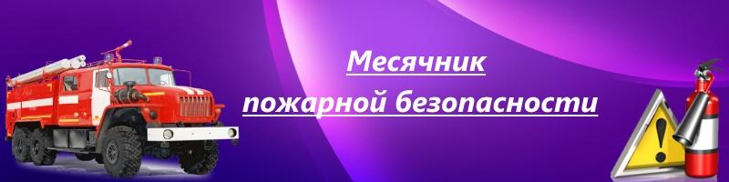 В ДЮРТЮЛИНСКОМ РАЙОНЕ СТАРТОВАЛ МЕСЯЧНИК ПОЖАРНОЙ БЕЗОПАСНОСТИ