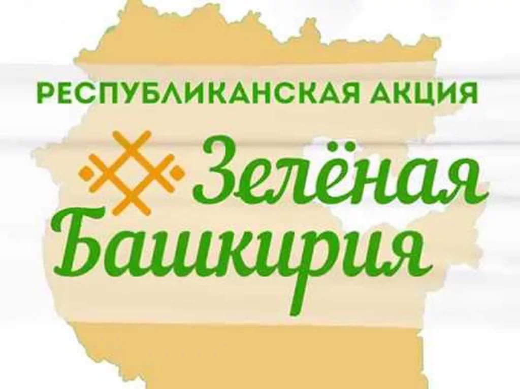 ДЮРТЮЛИНСКИЙ РАЙОН ПРИМЕТ УЧАСТИЕ В АКЦИИ «ЗЕЛЕНАЯ БАШКИРИЯ»